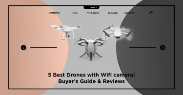 Best Drones with Wifi camera