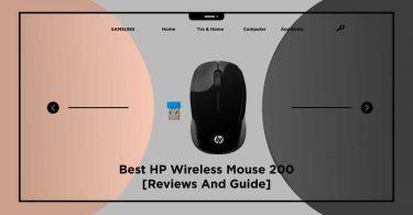 Best HP Wireless Mouse 200