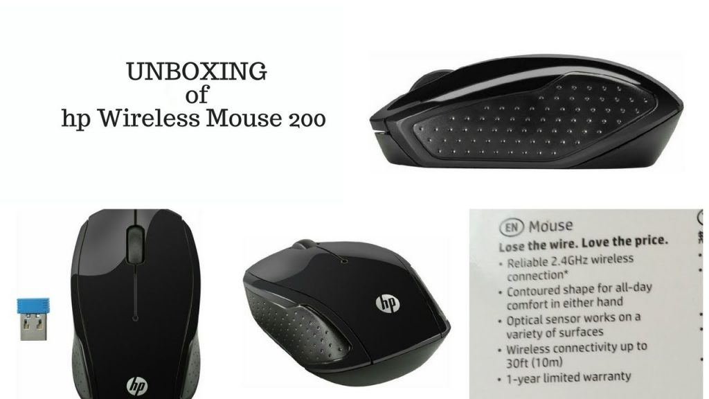 Best HP Wireless Mouse 200 reviews