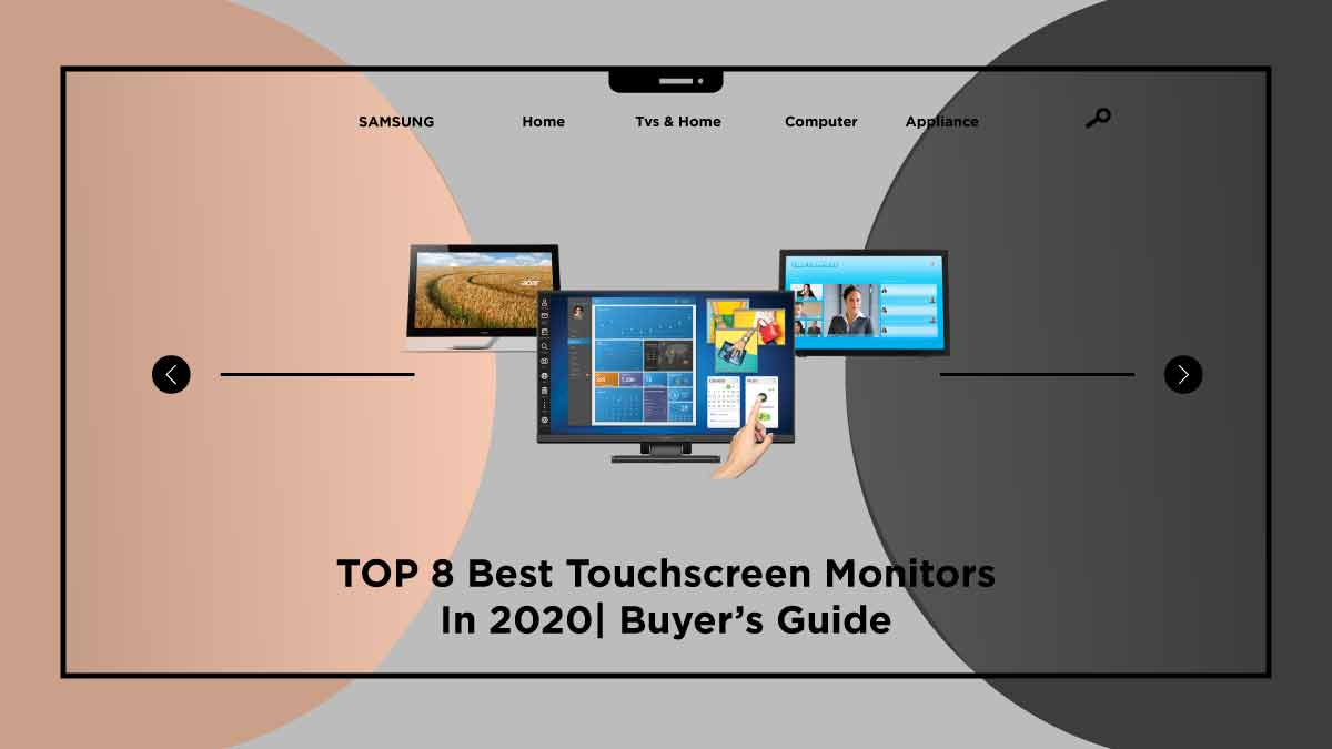 Best Touchscreen Monitors-takequickly