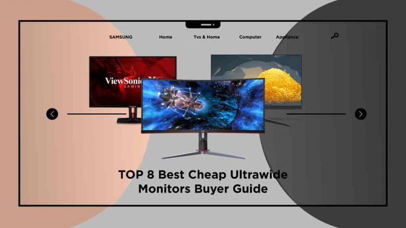 best cheap ultrawide monitors