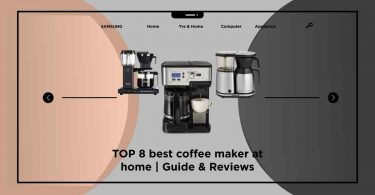 best coffee maker at home