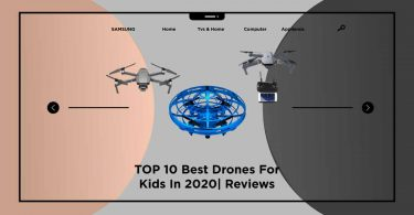 best drones for kids-takequickly