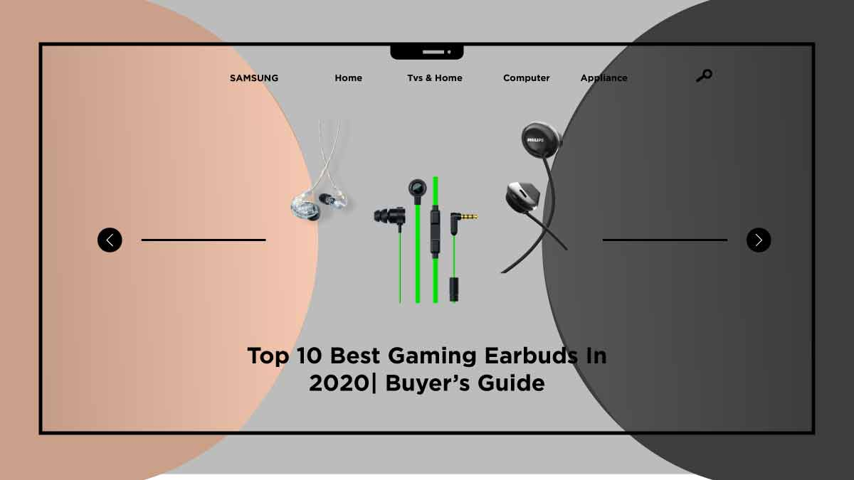 best gaming earbuds-takequickly
