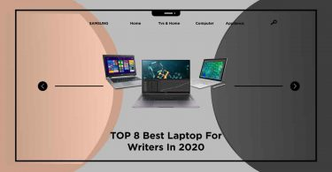 best laptop for writers-takequickly