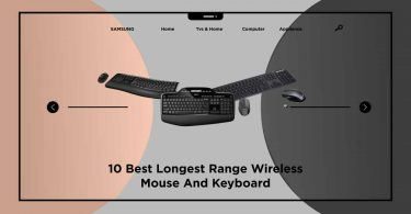 best longest range wireless mouse and keyboard-TAKEQUICKLY