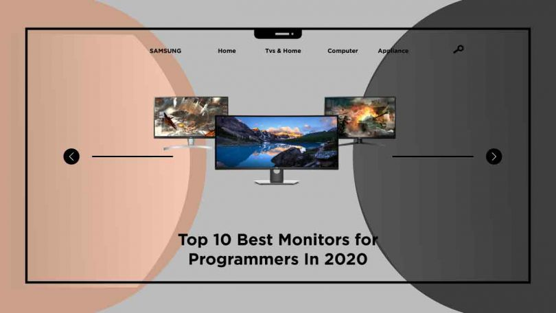 best monitors for programmers-takequickly