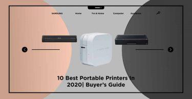 best portable printers