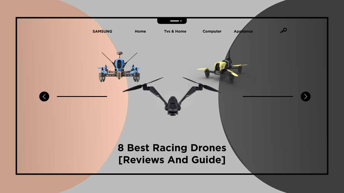 best racing drones-takequickly