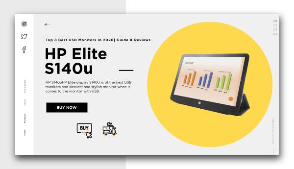best usb monitors-ViewSonic-TD2230