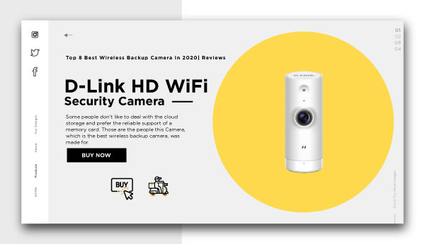 best wireless backup camera-D-Link-HD-WiFi-Security-Camera