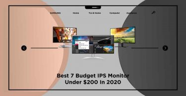 budget ips monitor under $200-takequickly