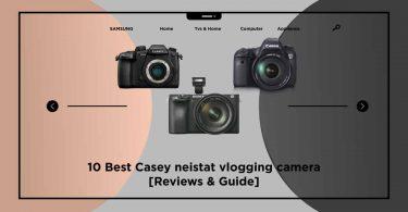 casey neistat vlogging camera
