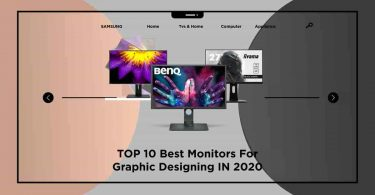 monitors for graphic designing