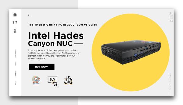 best gaming pc-Intel-Hades-Canyon-NUC