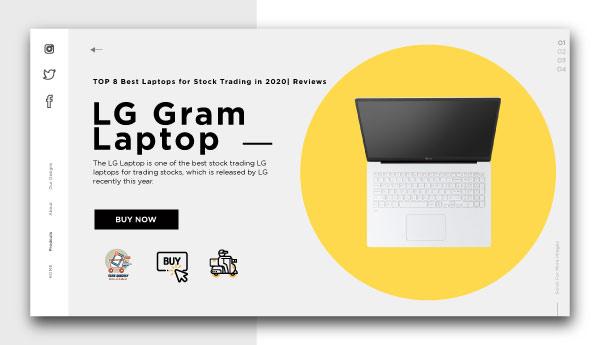 best laptops for stock trading-LG-Gram-Laptop