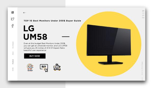 LG UM58