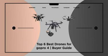 Best Drones for GoPro 4-takequickly