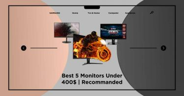 Best Monitors Under 400$