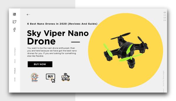 best nano drones-Sky-Viper-Nano-Drone