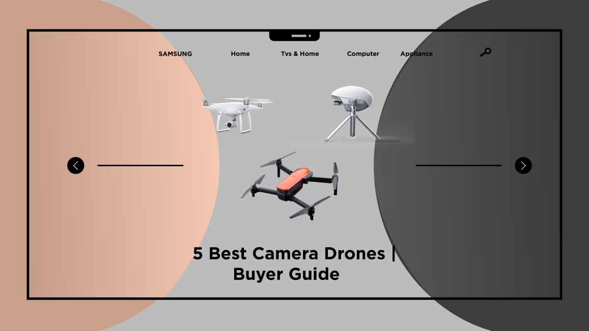 best camera drones-takequickly
