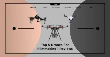 drones for filmmaking-takequickly