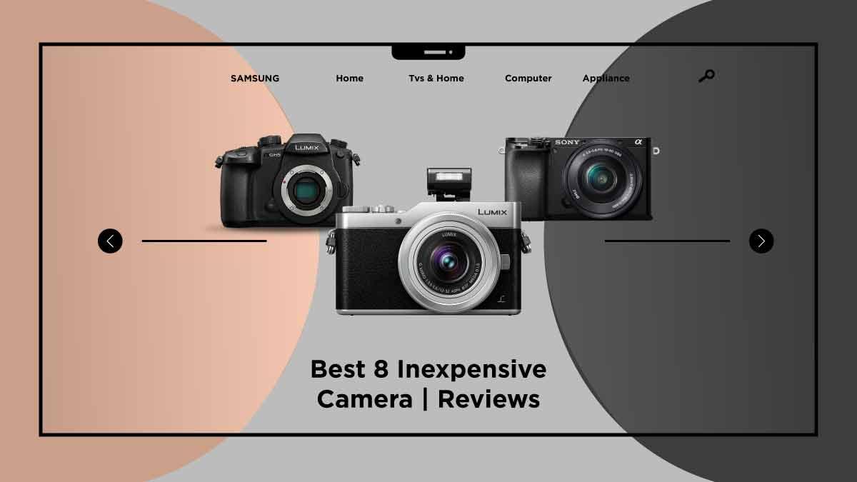 inexpensive vlogging camera-takequickly